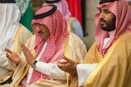 La monarquía Al Saud bajo el rey Salman