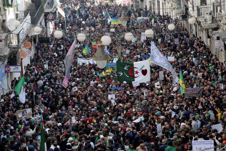 Algeria in 2020: A Weakened Power Facing a Multidimensional Crisis
