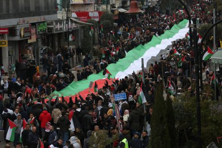 Israel's Annexation Plan: One State Based on Equality and Justice Is the Only Solution
