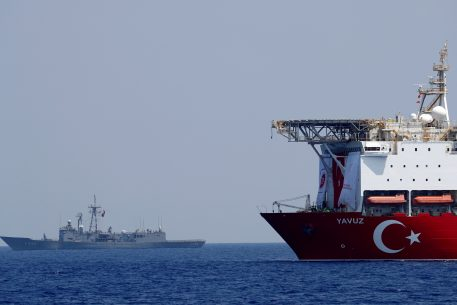 Inflammable Waters: Turkey's Strategic Objectives in the Eastern Mediterranean and the East Med Gas Pipeline (EMGP)