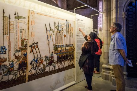 """Inauguration of The Exhibition """"Ramon Llull and The Meeting Between Cultures"""""""