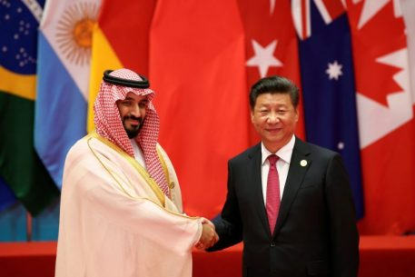 The Role of China in the Middle East and North Africa (MENA). Beyond Economic Interests?