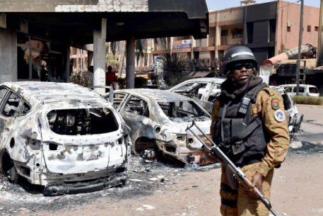 The Sahel: Europe´s African Borders