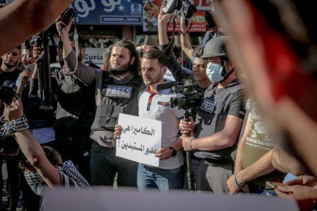 Narratives, mitjans i canvi social a Síria, Líban i Palestina
