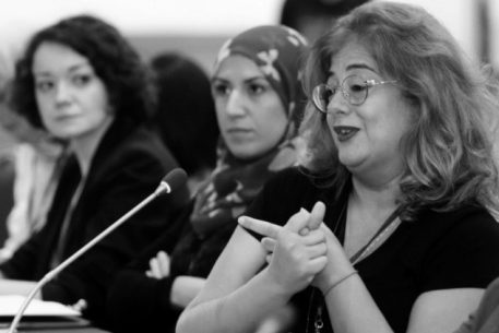 Strengthening the capacity of the actors working for equality