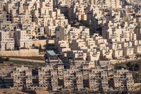 To Recognize Palestine, Not Recognizing Israeli Settlements?