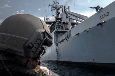 Towards A Security Architecture For The Mediterranean