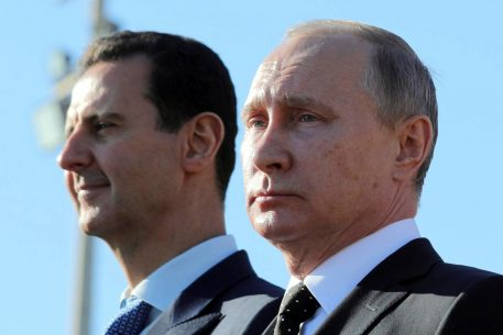 La presencia rusa en Siria en un contexto global