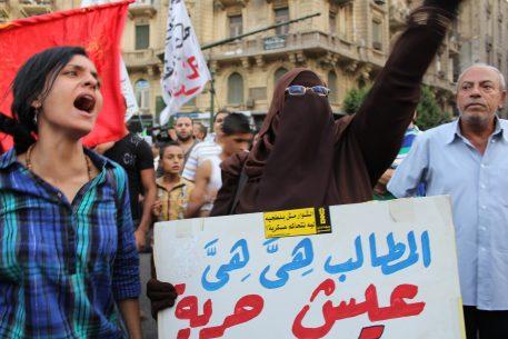 L'Union européenne et la promotion de la démocratie de genre après le printemps arabe