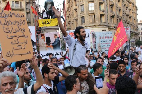 The Responsibility to Protect and the Arab Spring: What is the Role of Parliamentary Diplomacy?