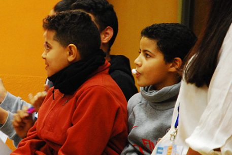 Non-formal education as a strategy to foster intercultural dialogue