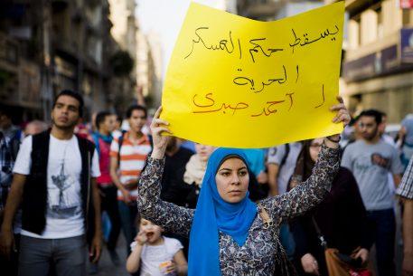 Protecció internacional dels drets humans al Mediterrani àrab