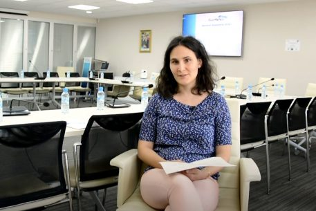 Silvia Colombo on her experience with the EuroMeSCo ENI project