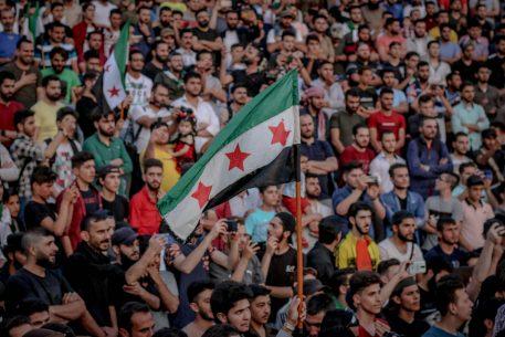 La primavera àrab en perspectiva comparada