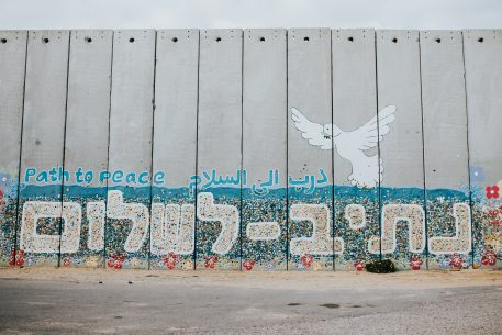A Solution to the Israeli-Palestinian Conflict from the Point of View of Pacifism and Peaceful Resistance