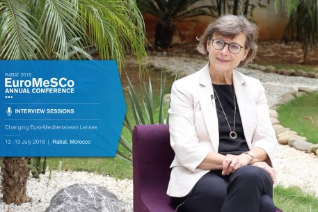 Interview with Claudia Wiedey – EuroMeSCo Annual Conference 2018