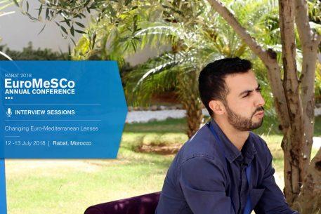 Interview with Moussa Bourekba – EuroMeSCo Annual Conference 2018