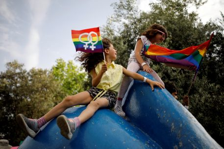 Queer Activism, Intersectional Feminism and National Struggles in Palestine