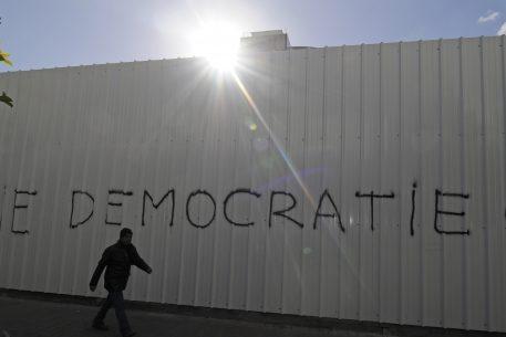 Democratization Versus Democracy: How European Politics Failed the Arab Revolts