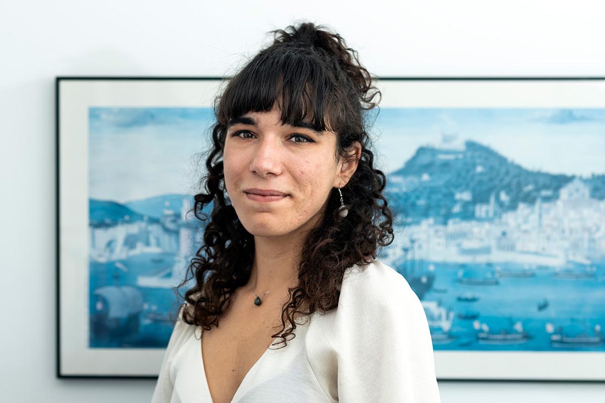 Justine Leïla Belaïd