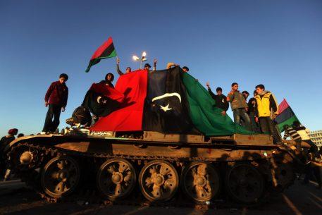 Libia: de la amenaza islamista a la revolución