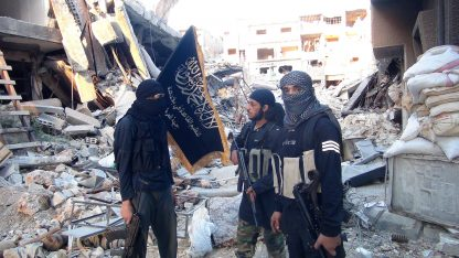 El califato del terror