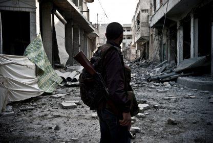 ¿Qué se juega Turquía en Kobane?