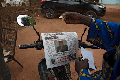 La lutte contre le terrorisme au Sahel