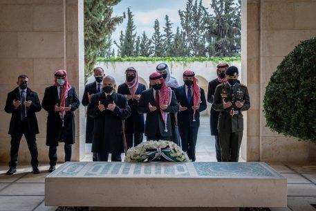 Crisis palaciega en Jordania