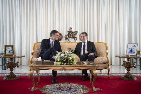 Approfondissement des crises avec le Maroc