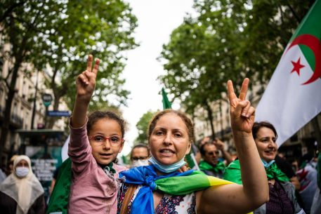 Algeria: Two Years after the Hirak, Deadlock?