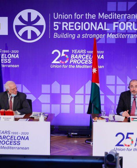Towards a Renewed Partnership with the Southern Neighbourhood