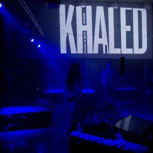 KHALED: An artistic installation by Martí Sancliment on the migratory crisis